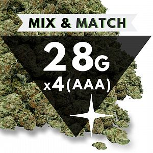 Quarter Pound Mix And Match (AAA)